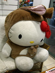 #9789 Hello Kitty, kangaroo version