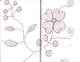 Stripey Flower