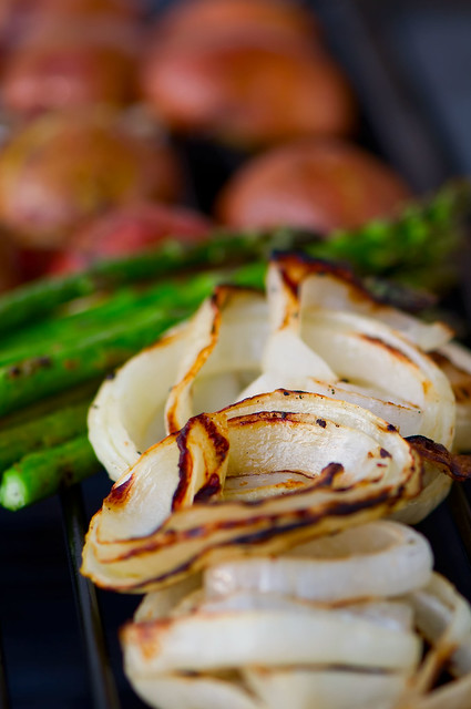 Grilled Vegetables. | More pictures of food on the grill. G ...