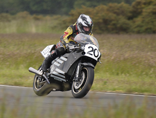 Bob MacIntyre 2009 JPS Norton