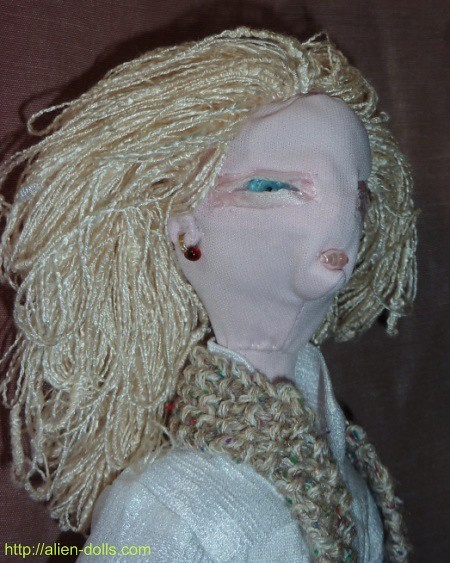 PK-Asena blonde alien hybrid nordic doll pic | Flickr ...