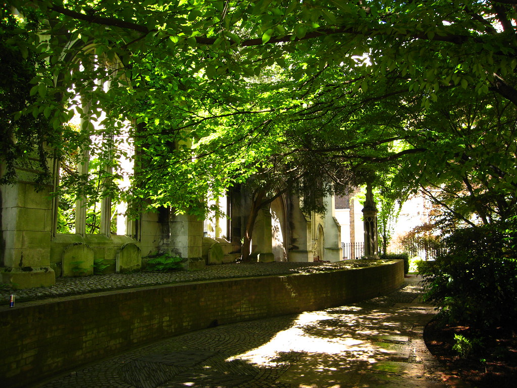 St Dunstan-in-the-East