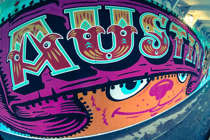 SXSW Street Art
