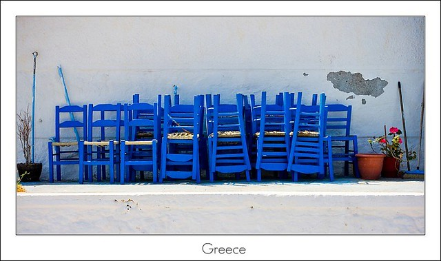 Colors of Greece