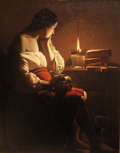 The Magdalen with the Smoking Flame