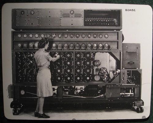 US Navy Cryptanalytic Bombe by brewbooks, on Flickr
