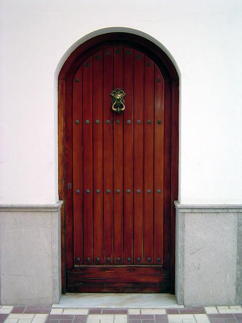 Spanish door 6 flickr photo sharing for Door in spanish