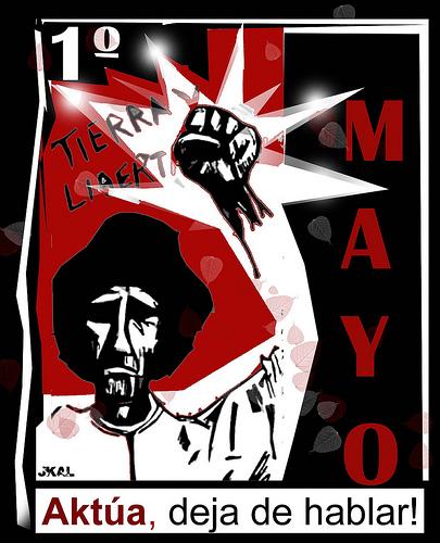 El 1º de Mayo se recuerda a los martires de Chicago - rafa59(II)