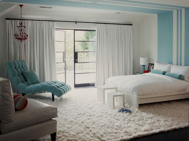 Fluffy White Tiffany Blue Bedroom Flickr Photo Sharing