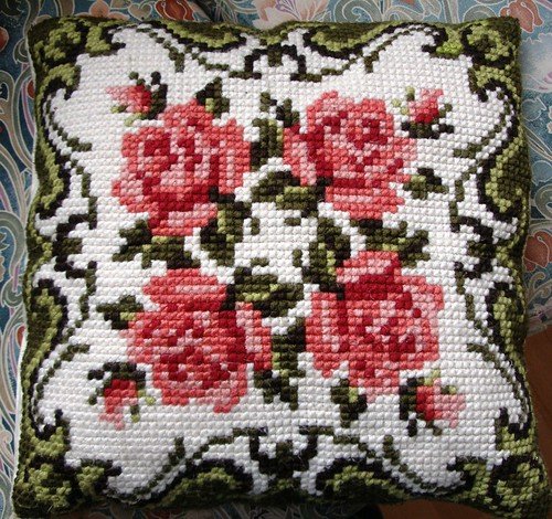 Granny's cushion