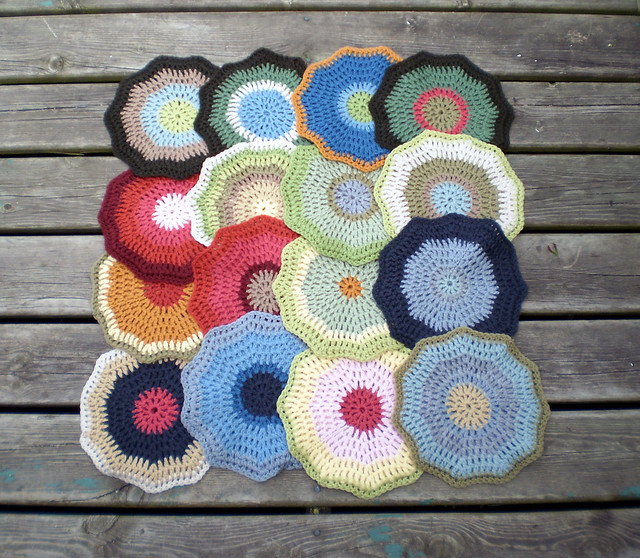 Crocheting Groups : Crochet - Potholder - Group Flickr - Photo Sharing!