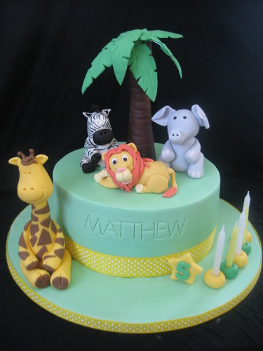 Jungle Birthday Cake Images : need a jungle cake! - July 2009 Birth Club - BabyCentre