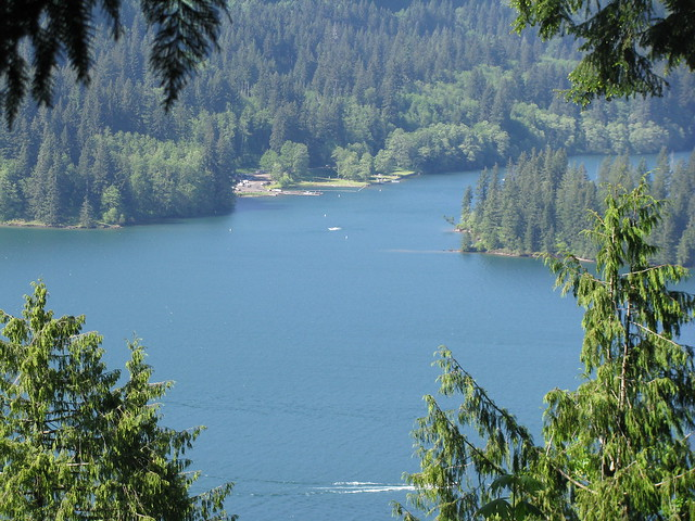 Lake merwin campers hideaway flickr photo sharing for Lake merwin fishing