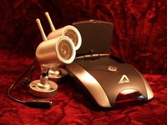 Wireless cameras, Wireless IR Camera System