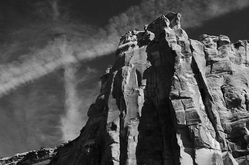 bw nature wall colorado view canyon hike nationalmonument 1685 nikond300