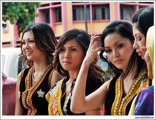 Explore - Tadau Kaamatan Festival Open House - Rumah Terbuka Kaamatan 7 Jun 2009 Padang Merdeka - Sumandak KadazanDusun