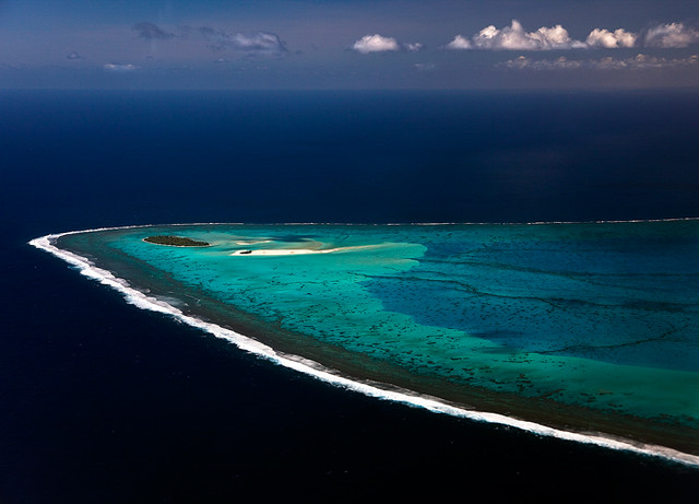 The most beautiful lagoon in the world? by Michael Anderson