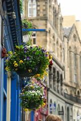 Ullies Geburtstag in Edinburgh