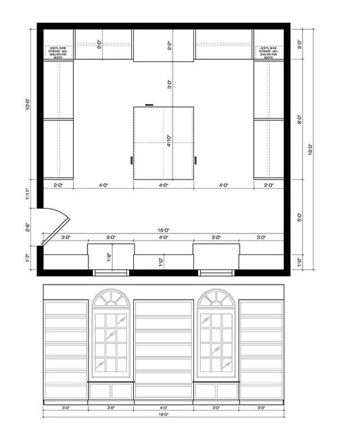 Closet Elevation