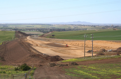Barrabool Road looking north