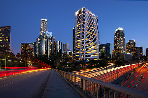 Downtown Skyline - Los Angeles, California