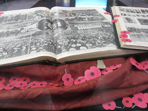 ANZAC display