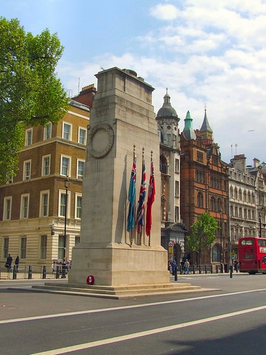 parliament street cenotaph
