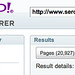 Yahoo Site Explorer Links Back