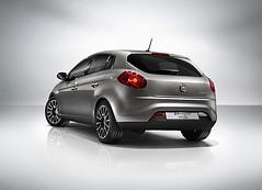 Fiat Bravo MyLife exteriors