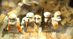 212th Attack Battalion: Utapau Clone Troopers