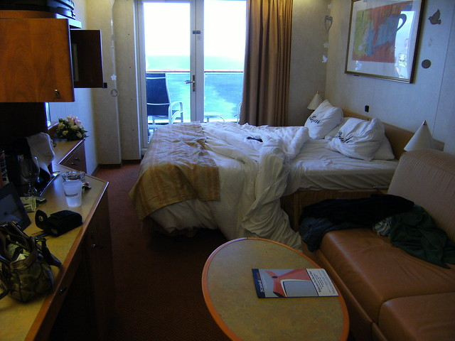 Carnival legend balcony room flickr photo sharing for Balcony in room