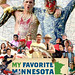 Explore Minnesota Tourism Poster by Clarity Coverdale Fury