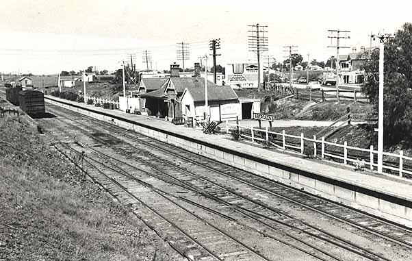 Railway Station - Aberdeen