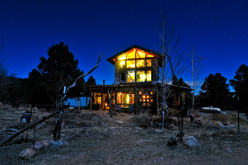 blue sky house home nature architecture night stars landscape star evening florence nikon colorado warm glow searchthebest indigo structure tokina astrophotography co astronomy 2009 nocturne afterdark homey d300 catchycolorsblue 1116 clff platinumphoto impressedbeauty
