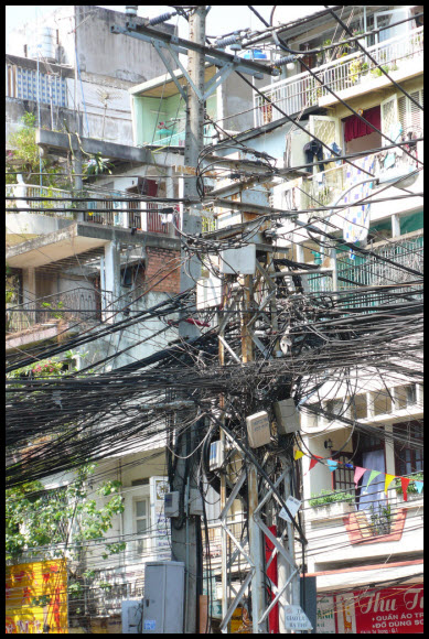 A Gallery Of Electrical Cabling Gone Wild
