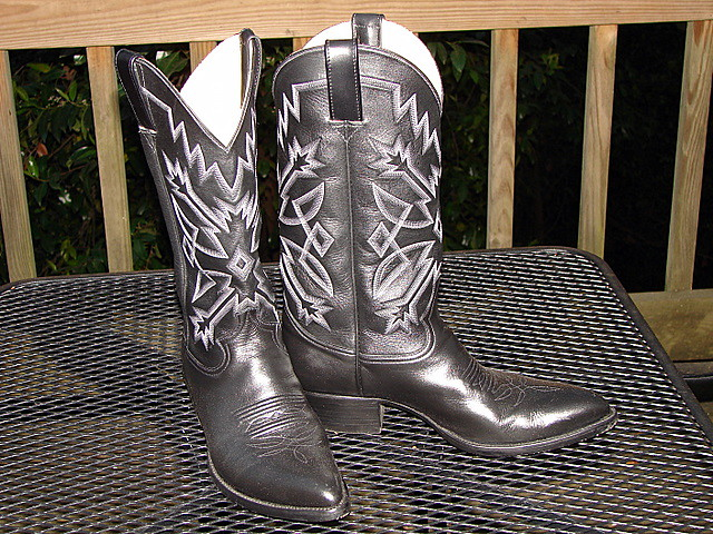 92d74db58a5 My custom Caboots | My custom-fit, hand-made cowboy boots fr… | Flickr