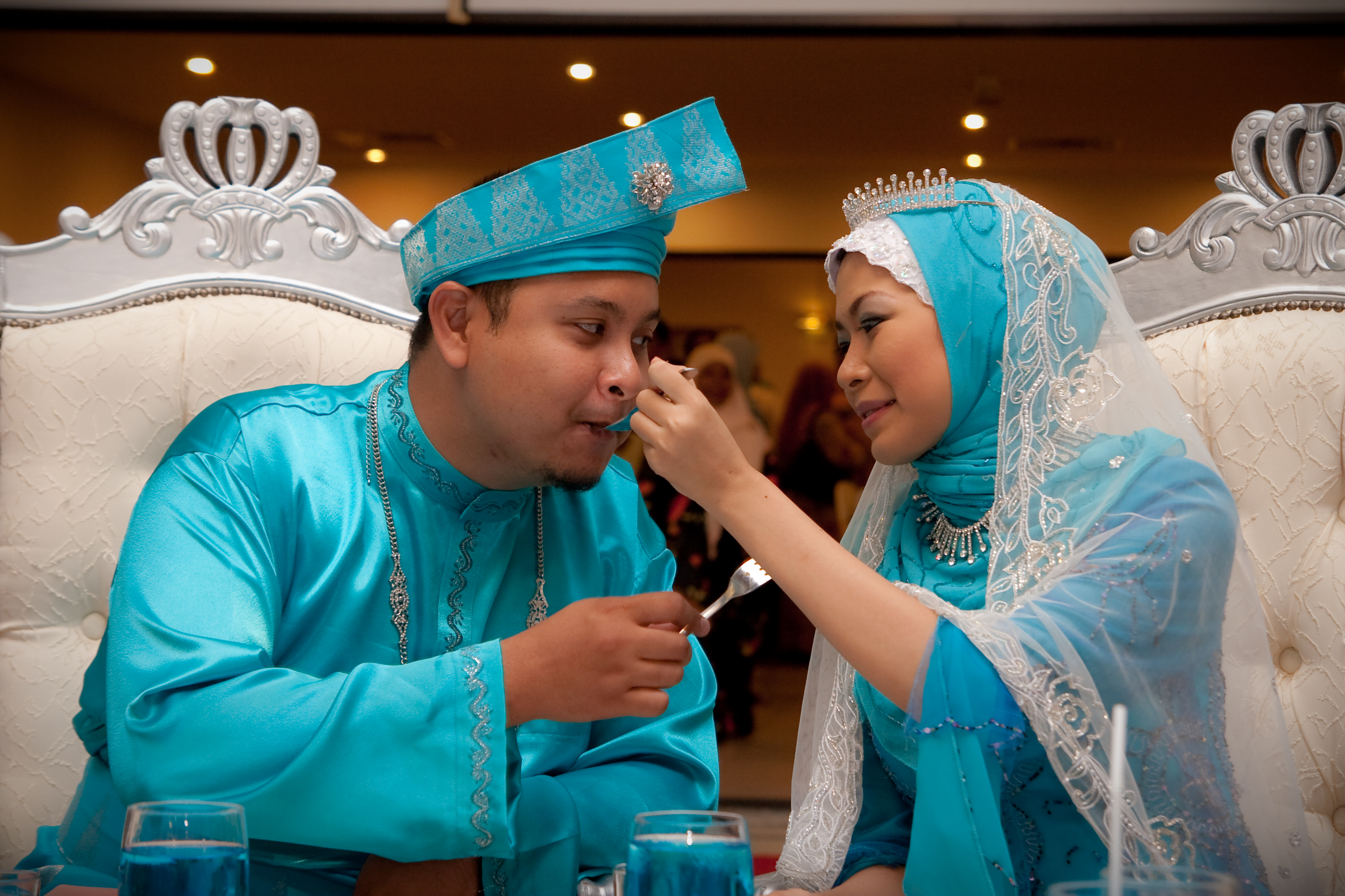 Tradiciones matrimoniales, Malasia