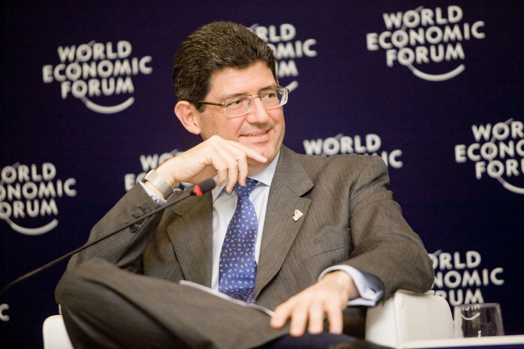 Ex-ministro da Fazenda de Dilma confirmado no BNDES do governo Bolsonaro, Joaquim Levy - World Economic Forum on Latin America 2009