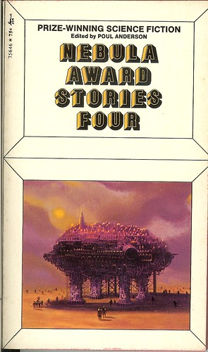 Nebula Award Stories Four - Poul Anderson, editor