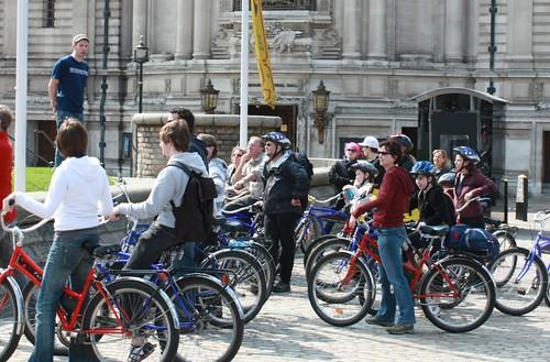 London, Fat Tire Bike Tours
