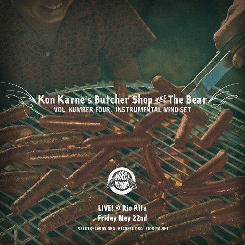 Kon Karne's Butcher Shop with The Bear | by RECSPEC