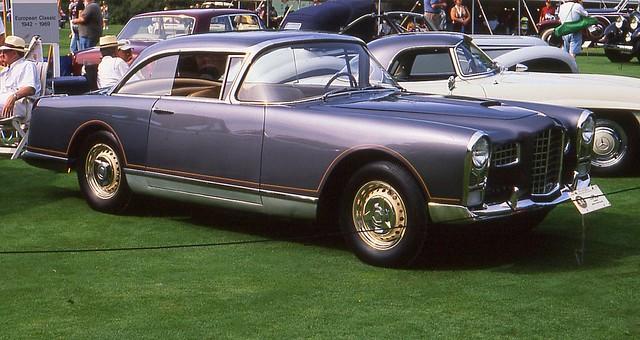 1956 Facel Vega hardtop