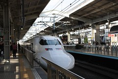train station, bullet train, metropolitan area, high-speed rail, passenger, vehicle, train, transport, rail transport, public transport, maglev, boarding,
