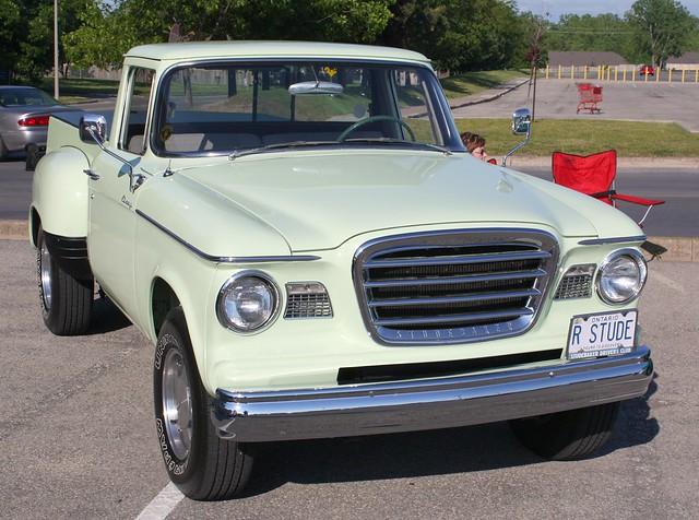 1960 studebaker champ pickup flickr photo sharing
