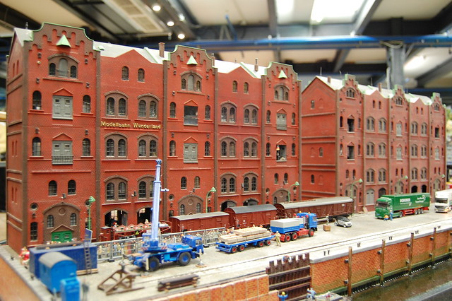 Miniatureisenbahn Wunderland Hamburg