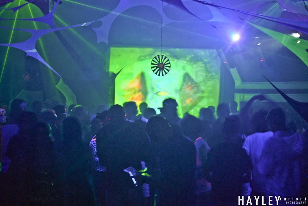 Subculture:  Trance Dance Masquerade