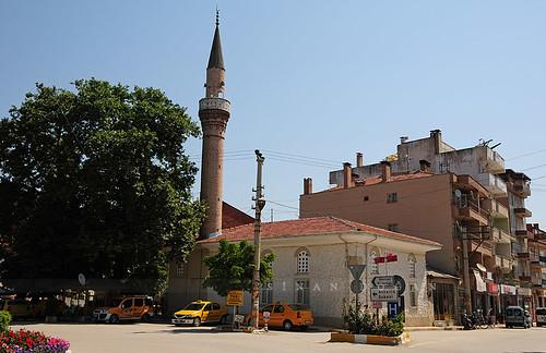 Kumluk Camii - Yenişehir