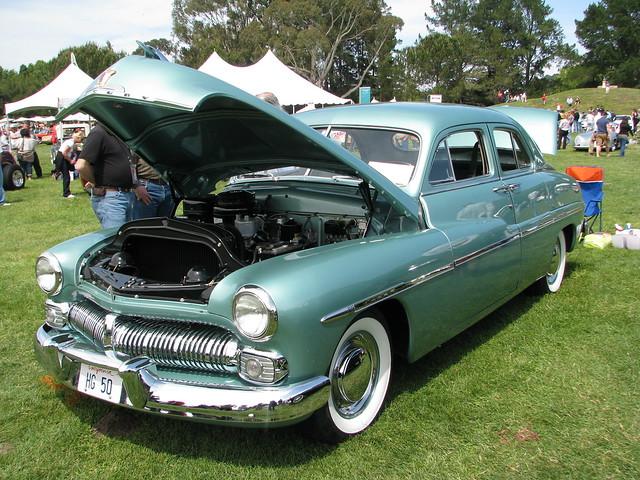 1950 mercury 4 door sport sedan 1 flickr photo sharing for 1950 mercury 4 door for sale