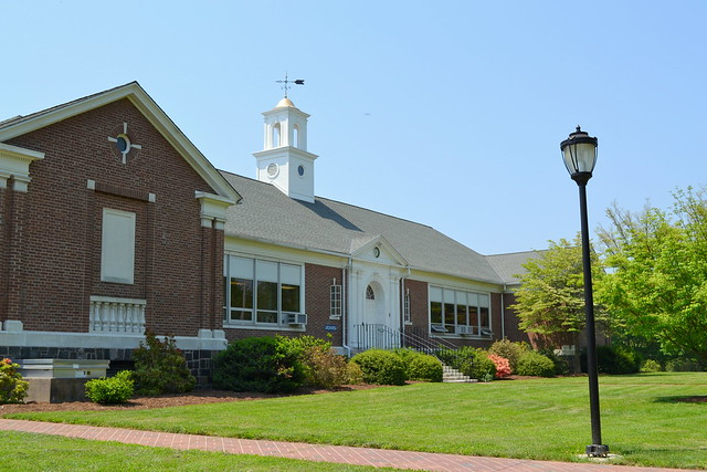 Center Building (Old Center School), Woodbridge CT