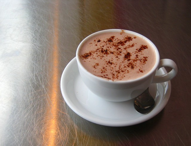 Delicious Hot Chocolate | Flickr - Photo Sharing!